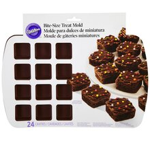 Wilton Bite-Size Treat Mold, Package
